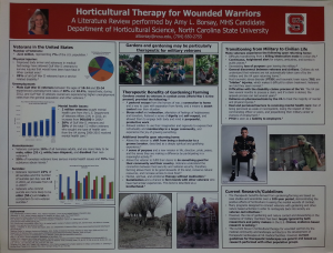 Cover photo for Landscape Design for Wounded Warriors