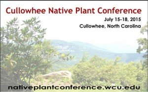 Cover photo for 2015 Native Plant Conference