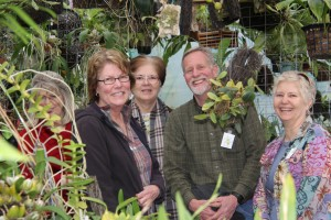 Members of CHTN touring Greenhouse