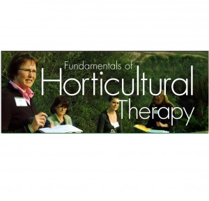 Cover photo for Fundamentals of Horticultural Therapy