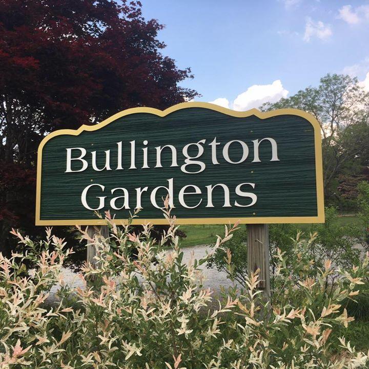 Bullington Gardens sign